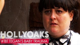 Hollyoaks #TBT - Tegan's Baby Trauma