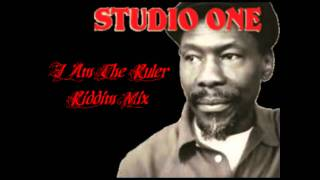I  Am The Ruler Riddim Mix