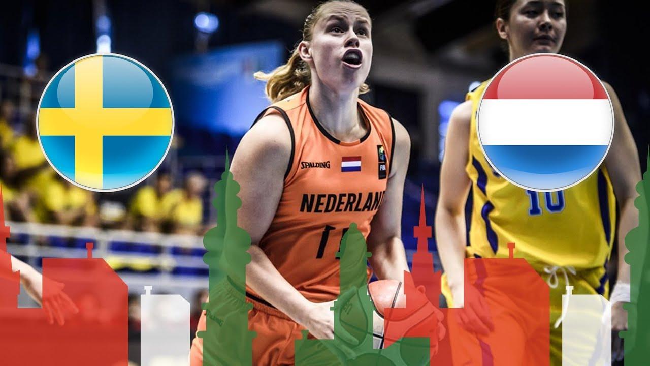 Sweden v Netherlands - Full Game - Quarter-Finals