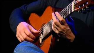 Ulisses Rocha - Lenda do Abaeté (Dorival Caymmi) - Instrumental SESC Brasil - 15/11/2010