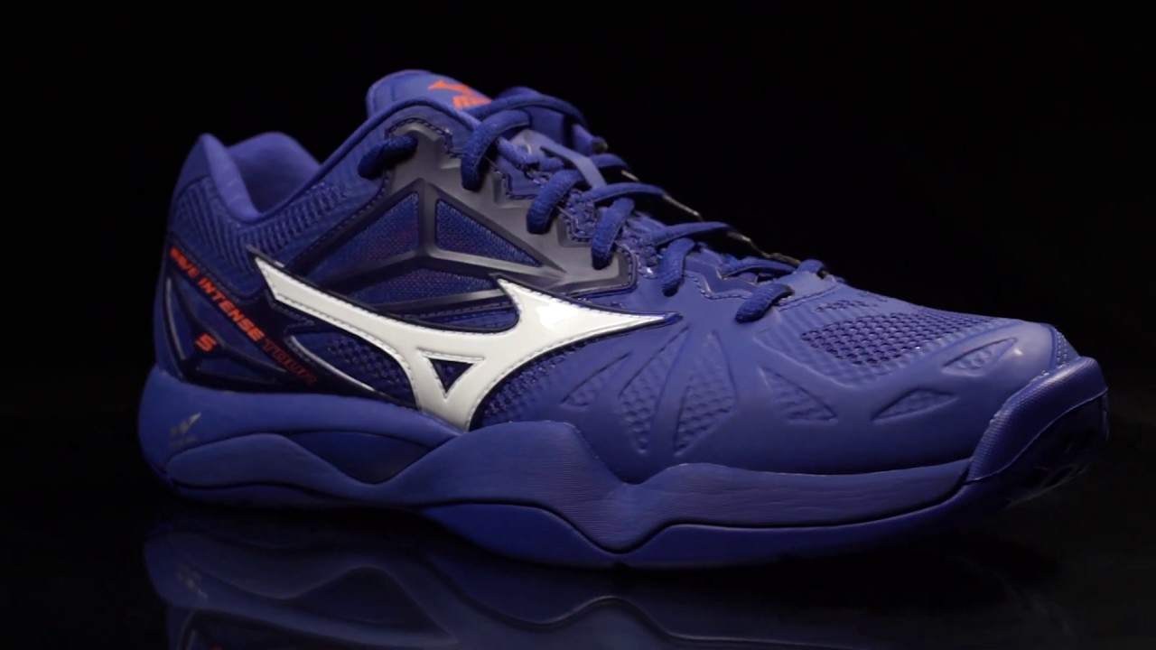 mizuno wave intense tour