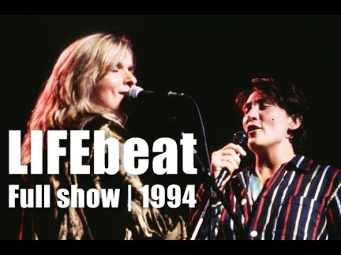 Melissa Etheridge and kd lang | Lifebeat MTV | 1994