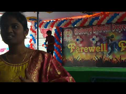 CBDC 2k19 farewell party celebration Tharak Mahesh group