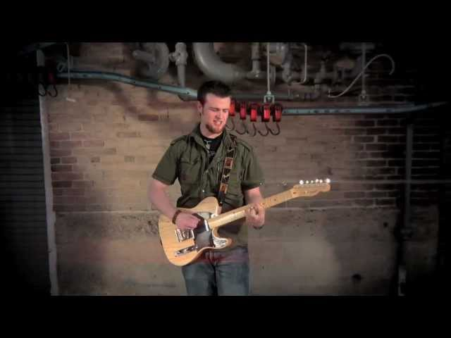 LET FIRE FALL - John Gabriel Arends Official Music Video
