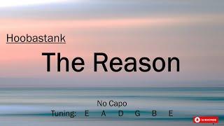 The Reason - Hoobastank | Chords and Lyrics
