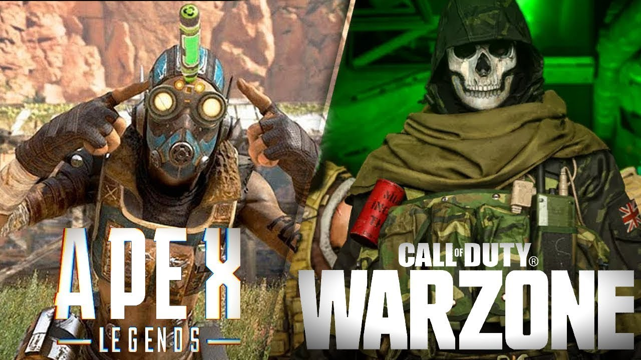 APEX LEGENDS VS WARZONE