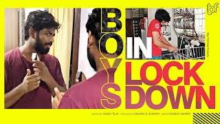 Boys in Lock down | #StayHome #WithMe | Boy Formula | ChaiBisket