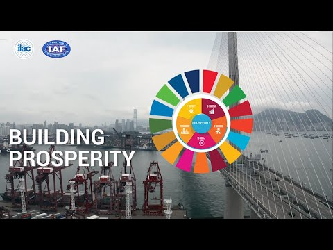 WAD 2021 - Building prosperity - Accreditation: Supporting the implementation of SDGs