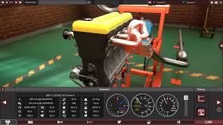 Custom Racing 2.0L I4 Engine request.