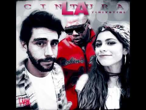 La Cintura - Alvaro Soler ft. Tini and Flo Rida (Remix) -teaser