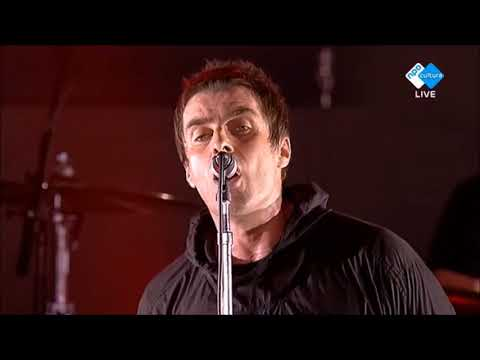 Liam Gallagher (Oasis) Festival All Around the World 2017 v
