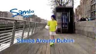 """Samba Dublin City Live - """"Mini Messi"""""""