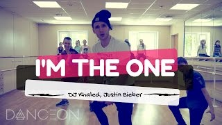 Dj Khaled - I'M THE ONE ft. Justin Bieber Dance | Andrew Heart choreography