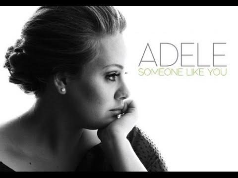 Adele Someone Like You with lyrics - adele - someone like you (lyrics)