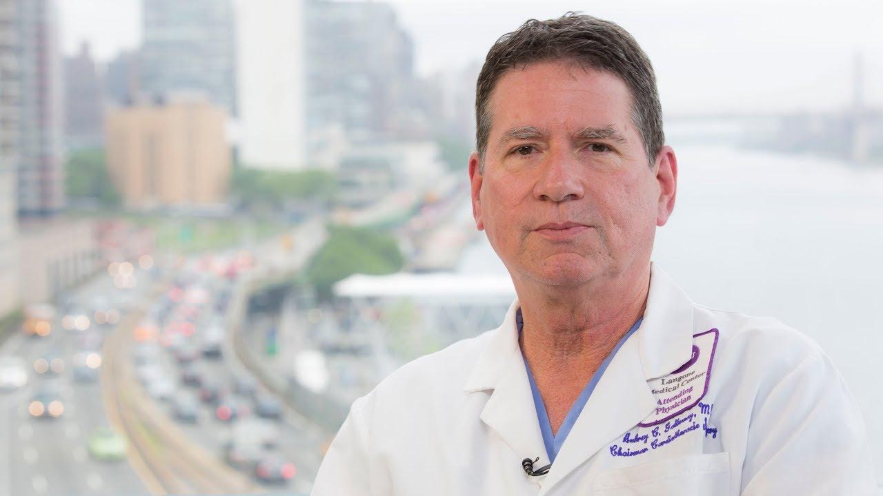 Meet Cardiac Surgeon Dr  Aubrey Galloway