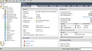 Global IT Training - Fault Tolerance on VMware Demo