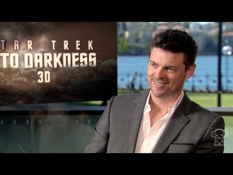 UNCUT Interview with Star Trek's Karl Urban