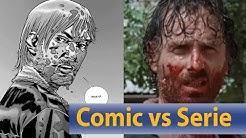 The Walking Dead Serie vs Comic | Die 5 größten Unterschiede