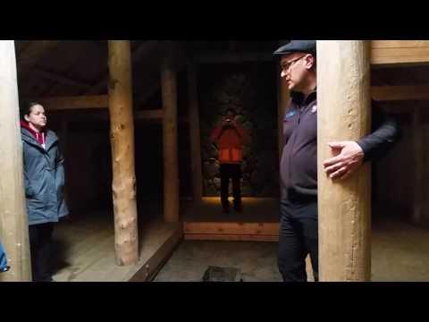 Iceland tour. Viking home style. 2016