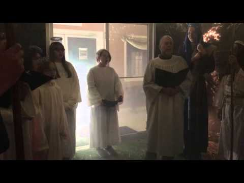 Back to Bethlehem Live Nativity - Putnamville Baptist Church - December 2015