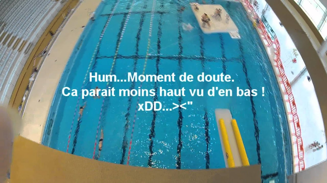 Piscine de brequigny rennes fr jump 5 et 10 m tres for Brequigny piscine