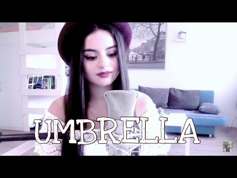 Umbrella - Rihanna (acoustic cover) Fulya Aleyna