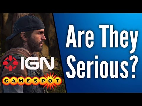IGN Posts Bizarre  Seemingly Defending 65 Days Gone score  Gamespot Review Gets Called Out