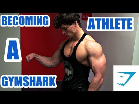 OFFICIALLY A GYMSHARK ATHLETE | How To Grow Your Social Media