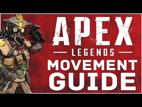 THE GUIDE TO BETTER MOVEMENT THAT WILL HELP YOU WIN GAMES!! - Apex Legends Tips & Tricks