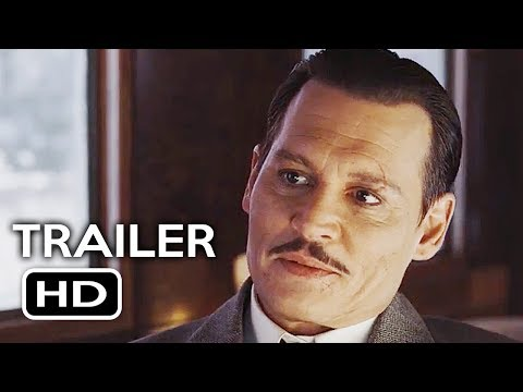 Thumbnail: Murder on the Orient Express Official Trailer #2 (2017) Johnny Depp Drama Movie HD