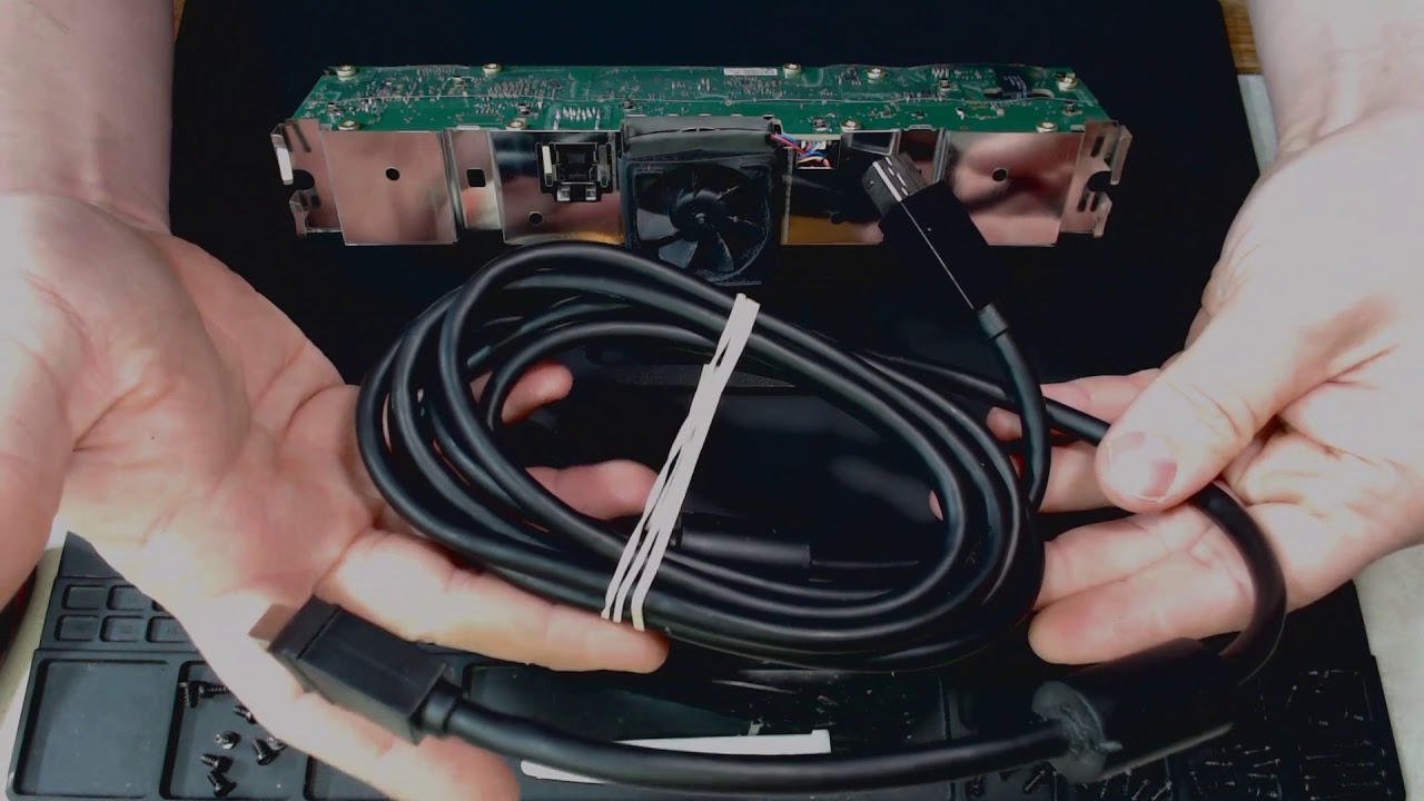 Foyer Diy Xbox One : Diy kinect adapter with disassembly for xbox one s and