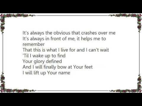 Building 429 - Glory Defined Alternate Version Lyrics
