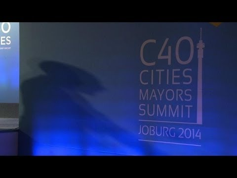 World largest cities' mayors unite against climate change