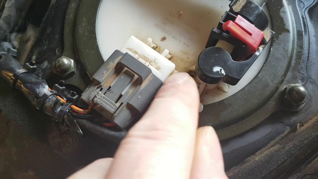 Yamaha Raptor 700R *Cheap Fuel Pump REPAIR*