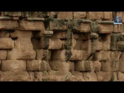 Le mausolée royal Imadghassen