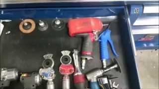 cornwell pro series tool box tour