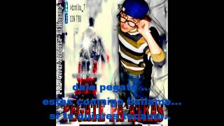 ''PeGaTe Pa'AtRaS ''~ Ak eRRe [El chamako del Barrio] ~★Reggaeton 2012★Prod. Hispano