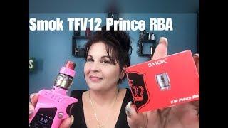 COIL BUILD | Smok TFV12 Prince RBA