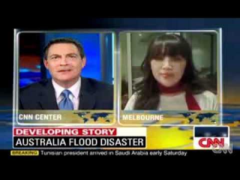 CNN International: Operation Angel provides flood aid