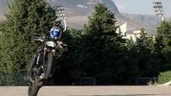 Testissä Yamaha MT-09 (Teknavi 7/2014)