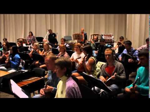 Secret Chiefs 3 with Krasnoyarsk Philharmonic Russian Orchestra