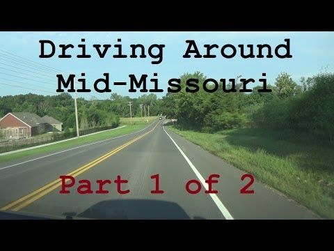 Driving Around Mid-Missouri | 06-27-2014 | 1 of 3