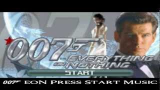 GBA Music: 007 Everything Or Nothing