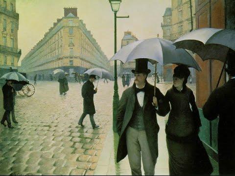 19th C Paris Baron Haussmann and Caillebotte cc