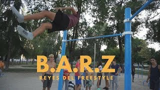 The Game of B.A.R.Z   Reyes del Freestyle