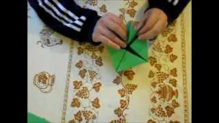 Origami: Christmas Tree (medium)