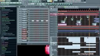 Eric Prydz - Pjanoo (Club Mix) - [FL Studio remake]