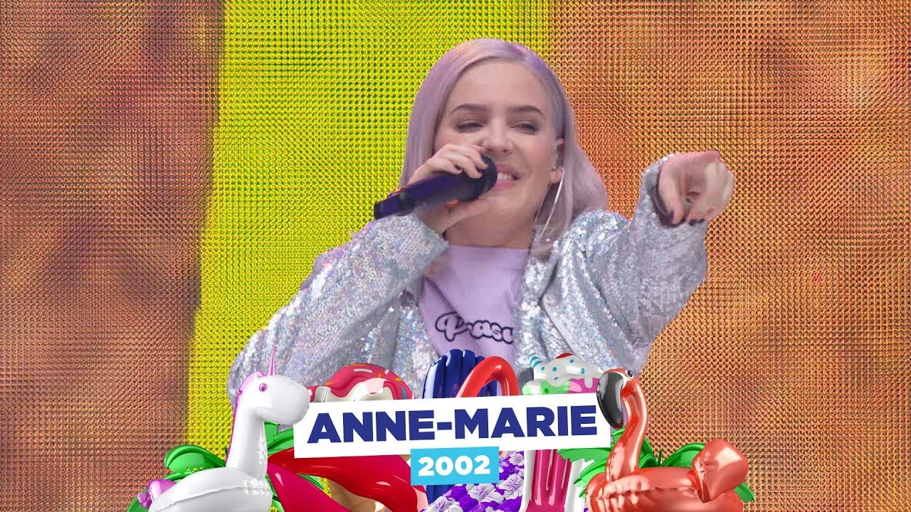 Anne Marie 2002 Live At Capital S Summertime Ball 2018