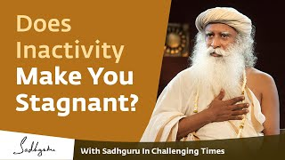 With Sadhguru in Challenging Times - 08 Apr 6:00 p.m IST