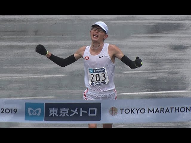 堀尾が5位、MGCへ=学生初-東京マラソン